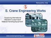 Hoists By S Crane Engineering Works Mumbai