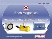 Magnetic Lifters By Erich Magnetics New Delhi