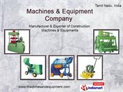 Stationary Type Concrete Block Making Machine By Machines And