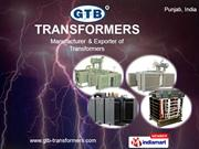 Distribution Transformers By Gtb Transformers Ludhiana