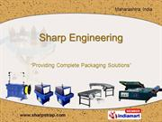 Manual Hydraulic Stackers Model Se - Mhs Series By Sharp Engineering,