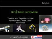 Wires By Girish Radio Corporation New Delhi