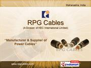 Housewiring By Rpg Cables (A Division Of Kec International Ltd.)