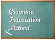 grammar-translation-method