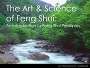 Art & Science of Feng Shui_webinar