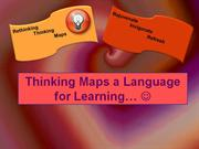Thinking Map Review