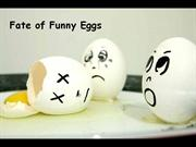 Fate of Funny Eggs