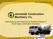 Construction Machinery By Jamshedji Construction Machinery Co. Pune