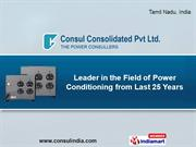 Ac Voltage Regulator By Consul Consolidated Pvt Ltd Chennai