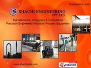 Spray Dryers By Shachi Engineering Pvt. Ltd. Pune