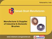 Industrial Brushes By Ganesh Brush Manufacturers Pune