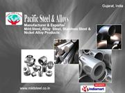 Stainless Steel Flanges By Pacific Steel & Alloys Vadodara