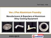 Permanent Mould Castings / Gravity Die Castings By Vee J Pee Aluminium
