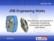 Automobile Gearbox By Jrb Engineering Works New Delhi