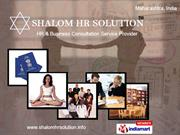 Manpower Consultancy Services By Shalom Hr Solution Pune