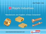 Brass Cable Glands By Rajshi Industries, Rae Bareli Rae Bareli