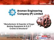 Cement Grinding Units By Aromen Engineering Company (P) Limited Coimba