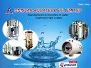 Water Treatment Plant By Unistar Aquatech Private Limited Delhi