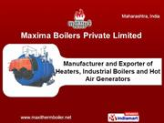 Heat Recovery Boiler By Maxima Boilers Private Limited, Mumbai Mumbai