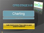 CPRS Stage II-III-charting
