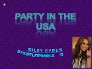 party in the usa lyrics