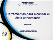 Tutorial-Herramientas para Alcanzar el Exito Prof