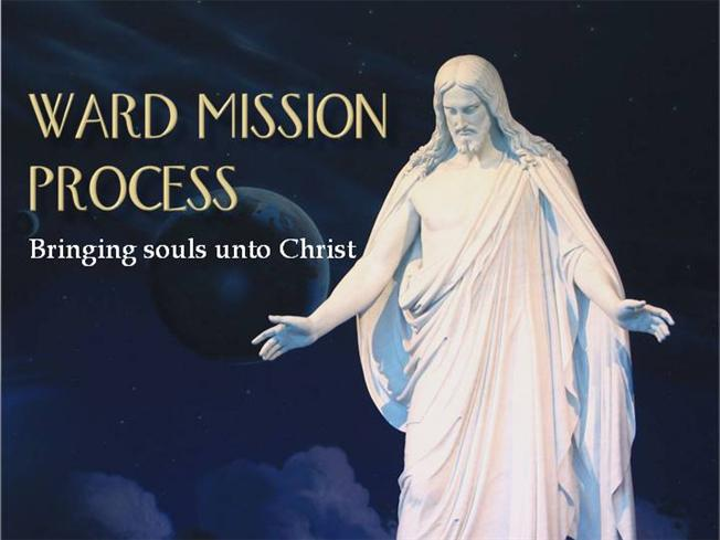 Ward Mission Process Power Point