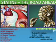 STATINS -THE ROAD AHEAD