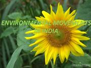 environmental movements in india