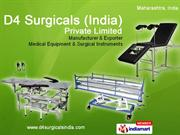 Kidney Trayplastic by D4 Surgicals (India) Private Limited Mumbai
