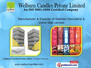 Jar Candles By Welburn Candles Private Limited Bengaluru