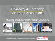 Real Estate Consultancy Services By Bhardwaj & Company Chartered