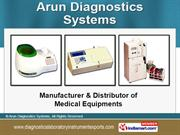 Electrolyte Analyzers By Arun Diagnostics Systems Coimbatore