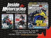 INSIDE MOTORCYCLES MEDIA KIT