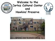 Cultural Center Slide Show Summer 2