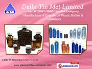 Hdpe Printed Bottles By Delhi Tin Met Limited New Delhi