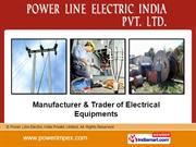 Electric Poles By Power Line Electric India Private Limited Ghaziabad