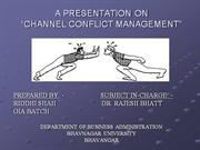 CHANNEL CONFLICT_MM