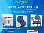Diagnox Refraction Chair Unit By Nox India Corporation Ahmedabad