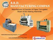 Die Cutting & Partition By B.R.D Manufacturing Company Kolkata
