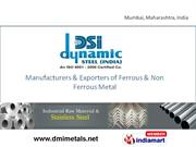 Pipe Fittings by Dynamic Steel India Mumbai