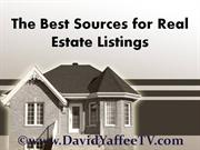 The Best Sources for Real Estate Listings