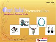Necklace by Pearl India International Inc. Jaipur