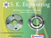Connecting Rod Bolts. By S. K. Engineering, Chennai Chennai