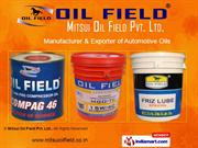 Recommended Lubricant Per Refrigerant By Mitsui Oil Field Pvt. Ltd.