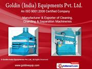Gravity Separators By Goldin India Equipments Pvt. Ltd Vadodara