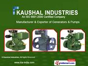 Water Cooled Diesel Engine By Kaushal Industries, Agra Agra