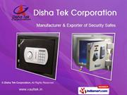 Biometric Safe By Disha Tek Corporation New Delhi