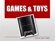 GAMES AND TOYS 2
