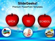 EDUCATION BACK TO SCHOOL CONCEPT EDUCATION PPT TEMPLATE